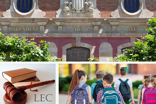 Llei Educació Catalunya LEC