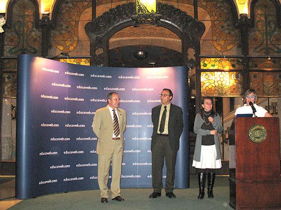 El jurado del III Premio Educaweb de Orientación académica y profesional