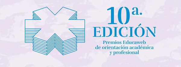 10ª Edición de Premios Educaweb de orientación académica y profesional