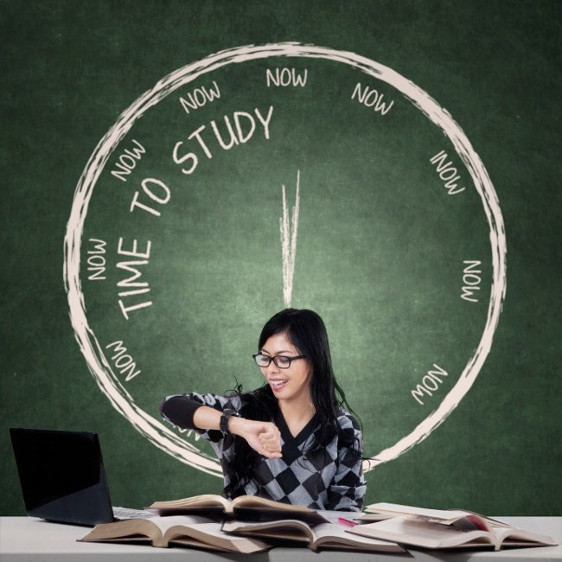 gestió del temps per estudiar
