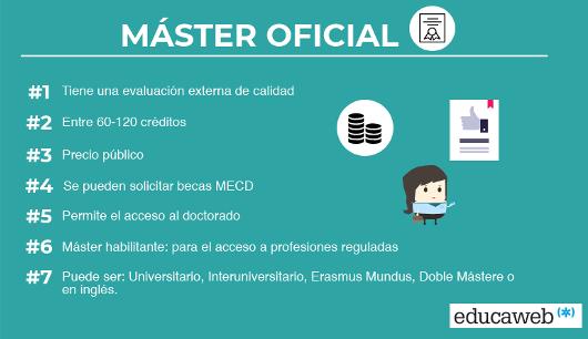 master oficial