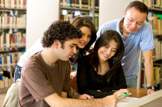 Estudiar en grup