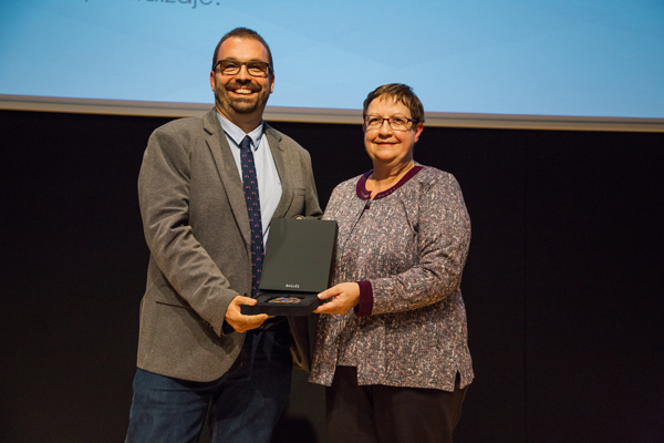 Premio Educaweb categoría Profesional