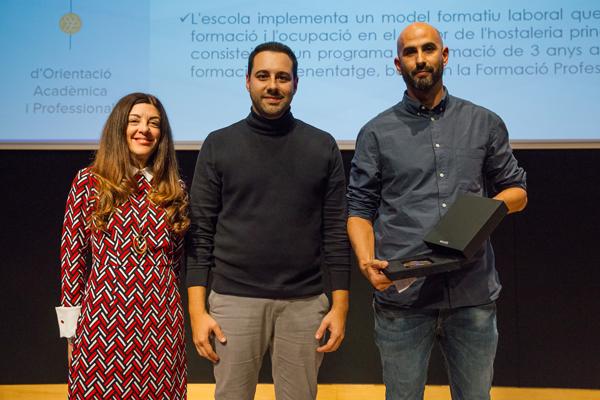 Premio Educaweb Esment Escola Professional