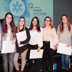 Entrevista a ganadoras del Premio Educaweb de la categoría Menores de 35 años con proyectos aplicados